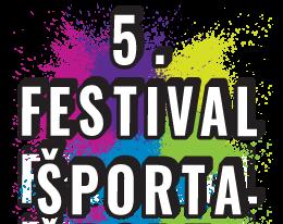 festival športa logo